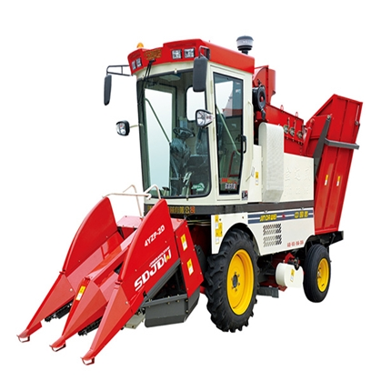 2 Row Maize Harvester