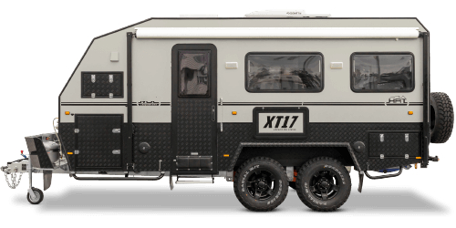 Off Road Caravan XT17HRT Hard Roof