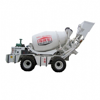 Self Loading Concrete Mixer 1.2 M3