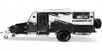 Off Road Caravan Forbes 12+