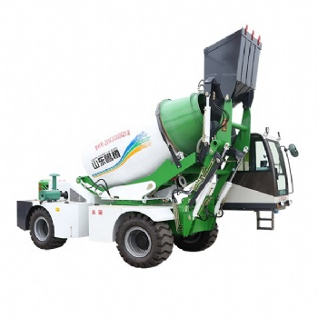 Self Loading Concrete Mixer 1.6 M3