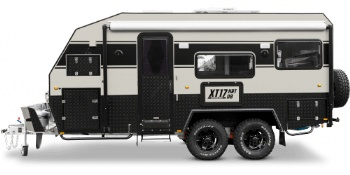 Off Road Caravan XT17HRTDB Double Bunk