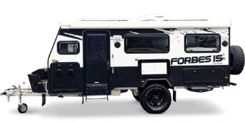 Off Road Caravan Forbes 15+