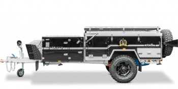 Off Road Camper Trailer Cruizer Highside