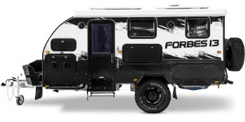 Off Road Caravan Forbes 13