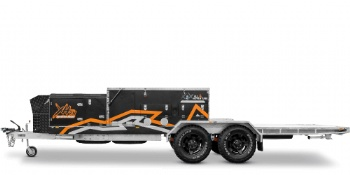 Off Road Camper Trailer XH7.4 Xpedition Hauler