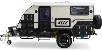 Off Road Caravan XT12DB Double Bunk