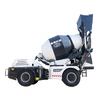 Self Loading Concrete Mixer 3.5 M3