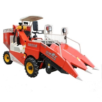 2 Row Corn Harvester